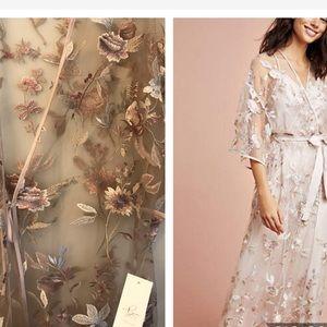 Anthropologie Rya lace robe NWT